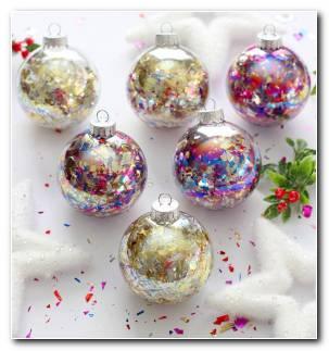 Manualidades Navidad Ornamentos Arbol Navideno