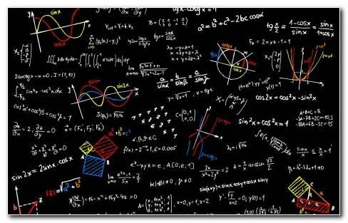 mathematics board formulas wallpaper