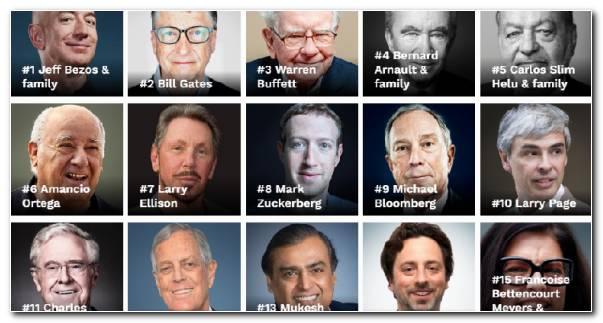 Millonario Ricos Mundo Ideas