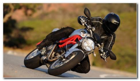 Monster 1100 Evo Bike Hd Wallpaper