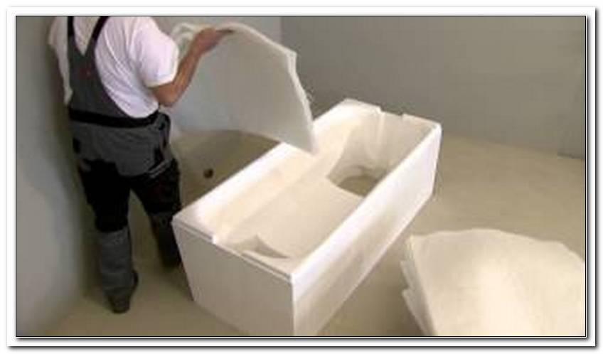 montage badewannentrger