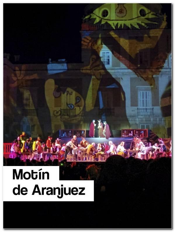 Motin De Aranjuez