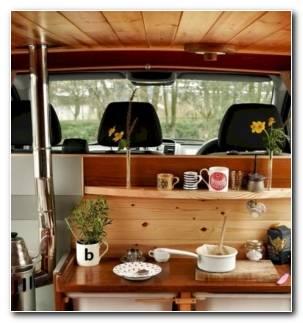 Motorhome Ideas Para Interiores
