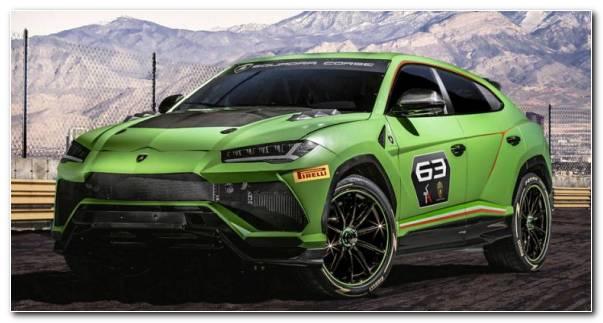 Nuevo Lamborghini Urus Fotos