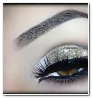 Ojos Maquillados Noche Purpurina Resized