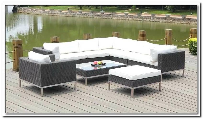 Outdoor Loungem?bel Polyrattan