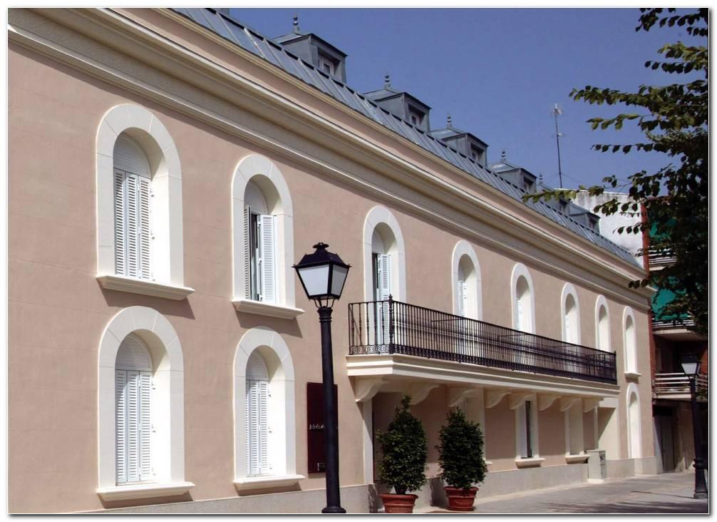 Palacio Del Nuncio Aranjuezexterior2