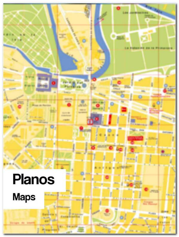 Planos Aranjuez
