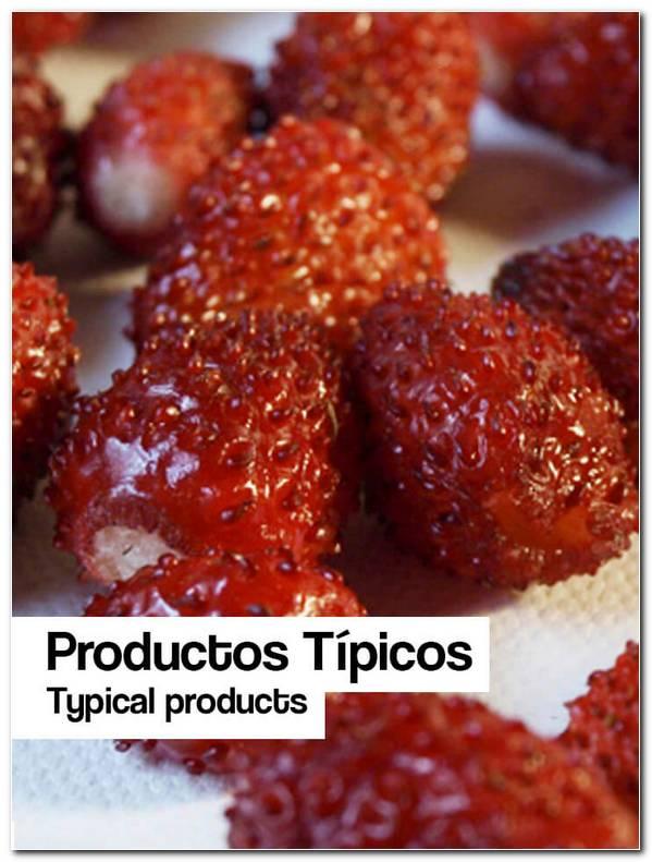 Productos Tipicos Aranjuez