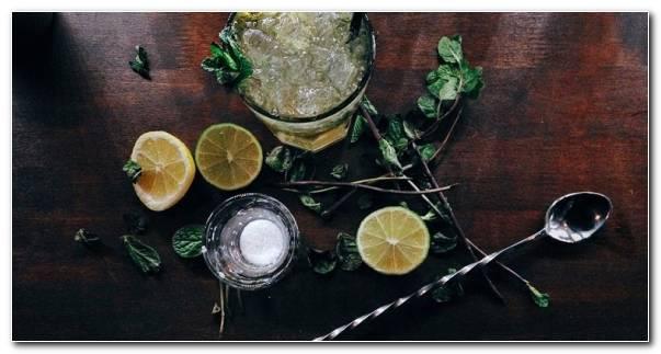 Recetas De Cocteles Hierbas Verano Hierbas Alcohol Sabor
