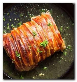 Recetas De Solomillo De Cerdo Bacon Ideas