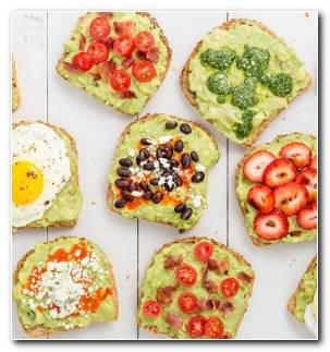 Recetas Para Desayunos Tostadas Ideas