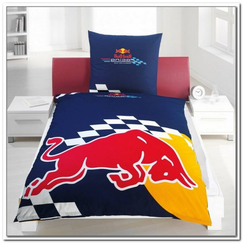 red bull racing bettwsche