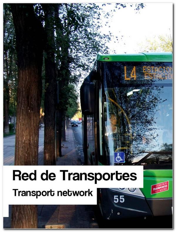 Red Transportes