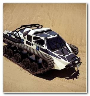 Ripsaw Ev2 Vehiculos Lujosos Todoterreno