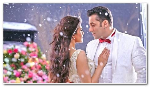 Salman Khan And Jacqueline Fernandez Kick 1920x1080