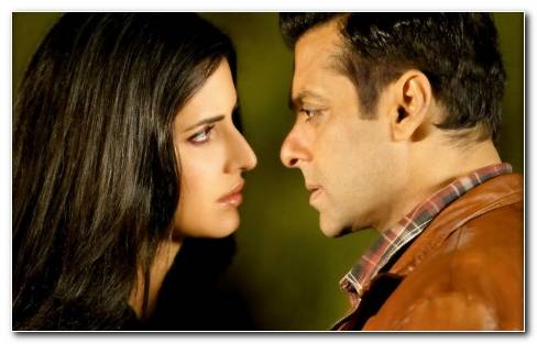 Salman Khan With Katrina Kaif HD Wallpaper