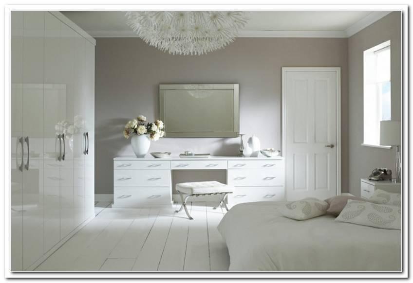 Schlafzimmer Gestalten Wei?e M?bel