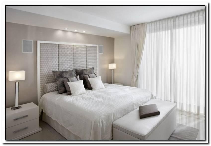 Schlafzimmerm?bel Modern Wei?