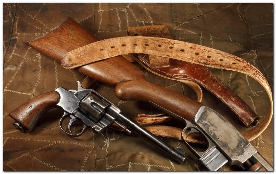 shotguns hd wallpaper