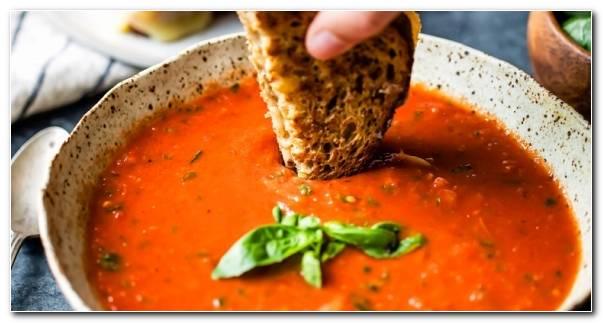 sopa tomate opciones ricas ideas