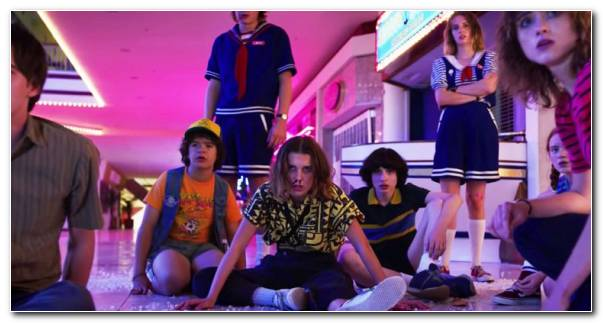 Stranger Things Anuncio Tercera Temporada