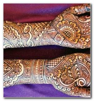 Tatuajes De Henna Tradicionales