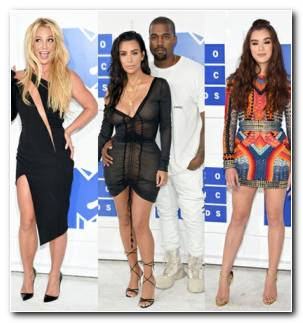 Ultima Moda En Ropa Errores Mtv Vmas Resized