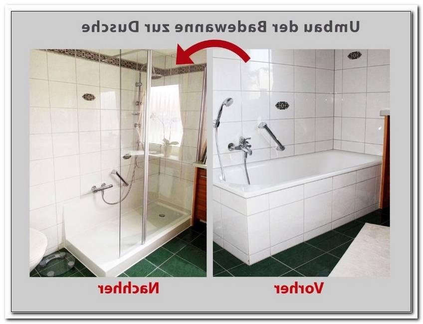 Umbau Badewanne Zur Dusche M?nchen