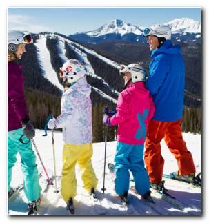 Vacaciones Invierno Estacion Esqui Ideas
