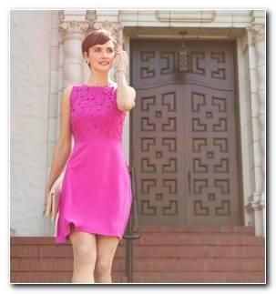 Vestido Color Atrevido Opciones