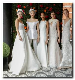 Vestidos De Novia 2019 Colecciones