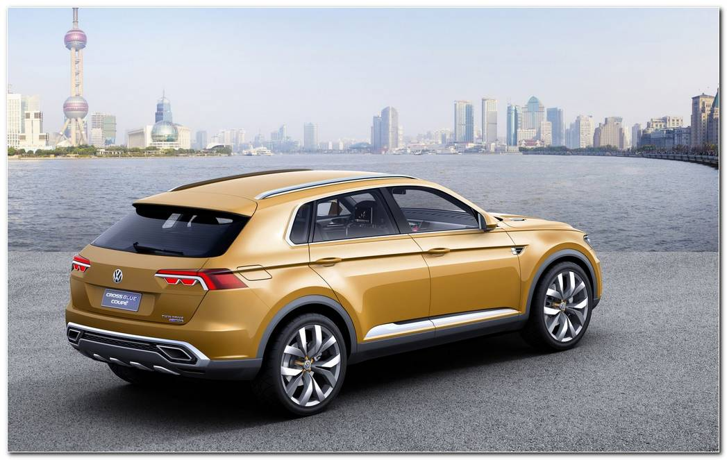 Volkswagen Crossblue Hd Wallpaper
