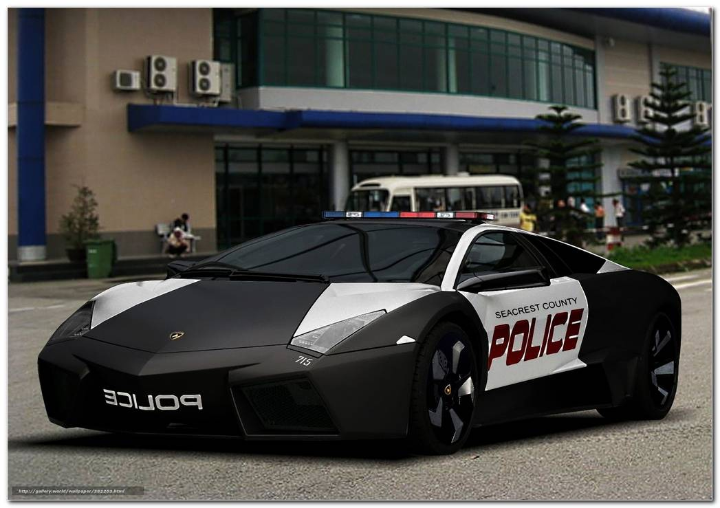Wallpaper Car Police Lamborghini Cars Desktop Wallpaper 1600x1118