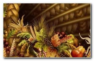 Wallpaper Background Thanksgiving Landscape