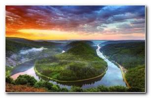 Wallpaper Pemandangan Alam Untuk Laptop