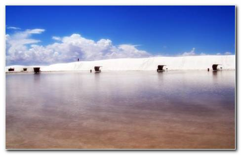white sands hd wallpaper