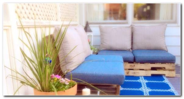 Zona Chill Out Pallet Diseno