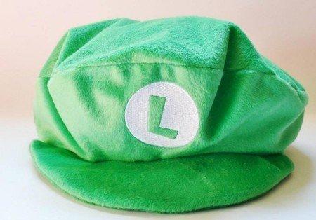Boina Luigi Super Mario Bros