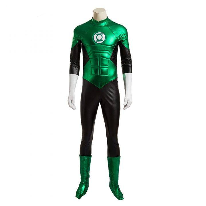 Cosplay Fantasia Lanterna Verde O filme
