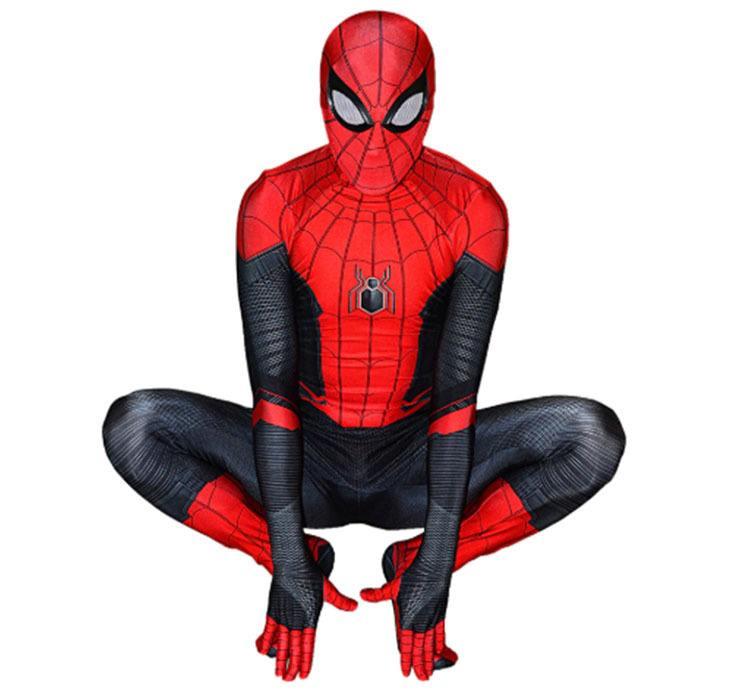 Cosplay Homem Aranha de Longe de Casa