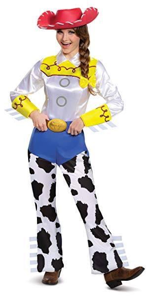 Cosplay Jessie Toy Story