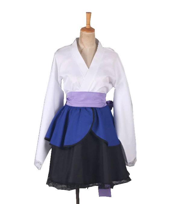 Cosplay Kimono Uchiha Sasuke Naruto Lolita - Naruto Shippuden