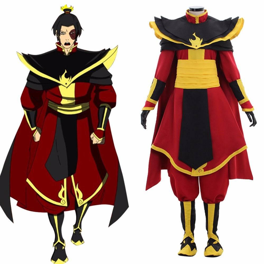 Cosplay Príncipe Zuko Avatar