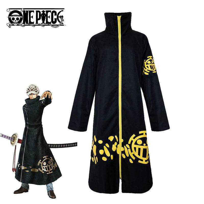 Cosplay Sobretudo Trafalgar Law One PIece