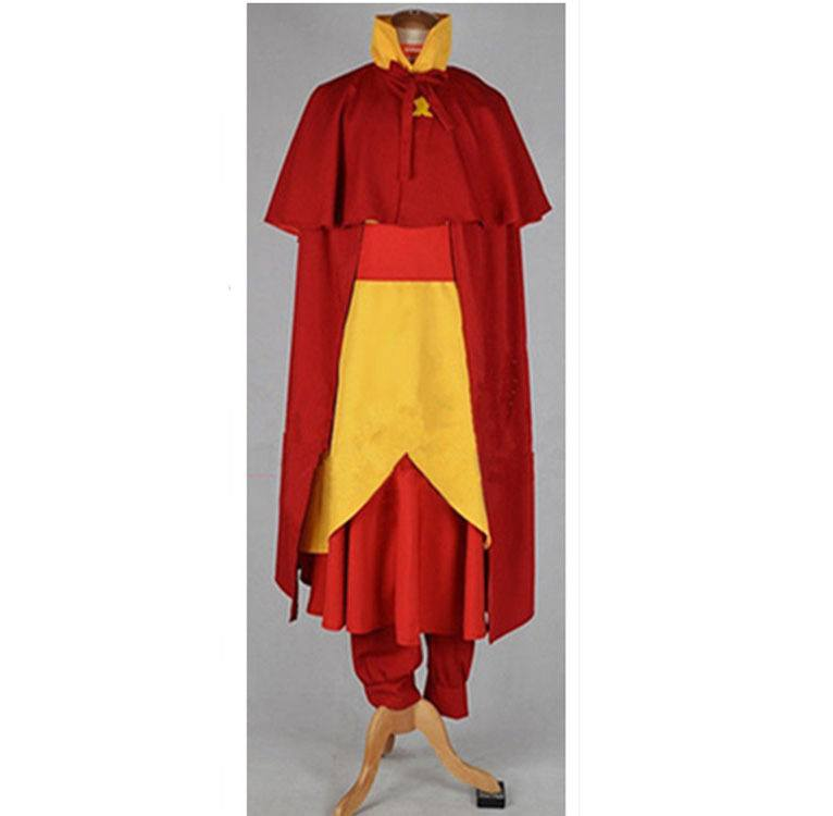 Cosplay Tenzin Avatar