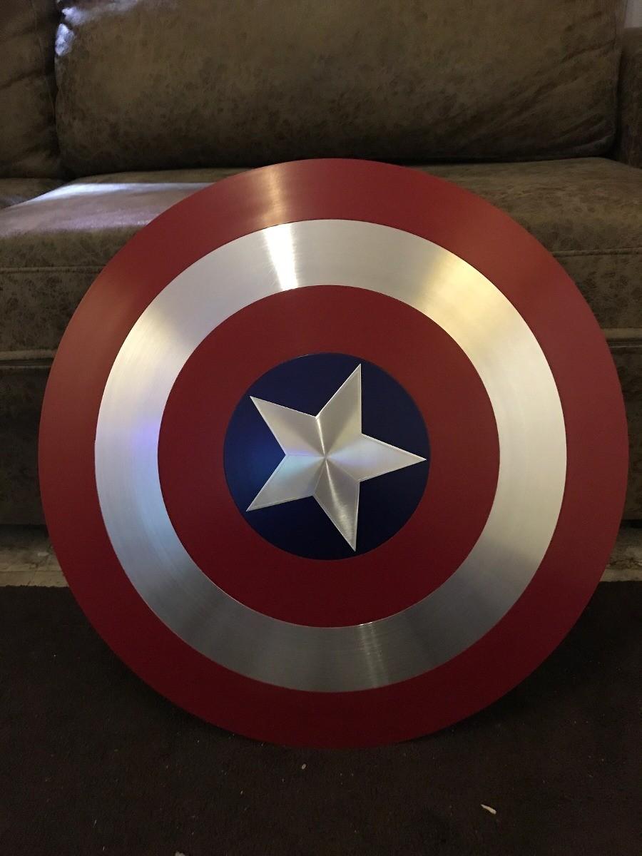Escudo Capitão América-Réplica