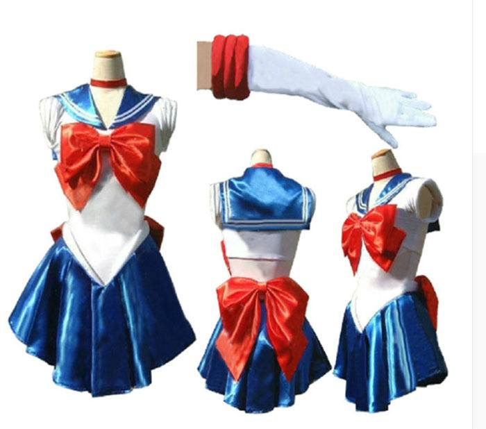 Cosplay Sailor Moon - Sailor Moon