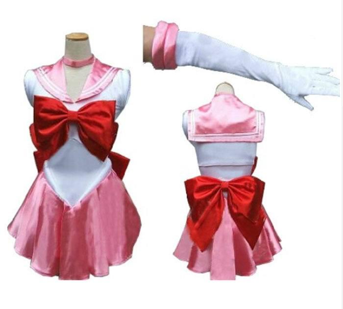 Cosplay Chibi Moon - Sailor Moon