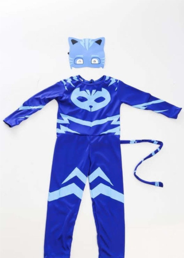 Fantasia Menino Gato Pj Masks